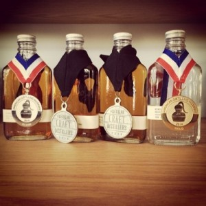 Kings County Bourbons