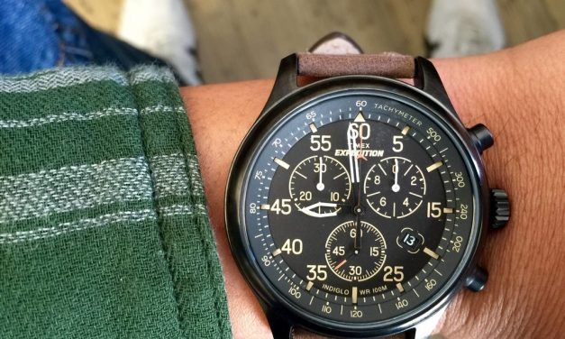 Six Great Watches for Summer