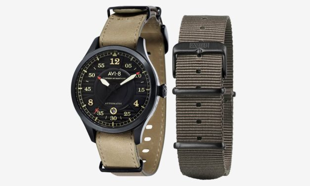 AVI-8, Aviation-Themed Watches!