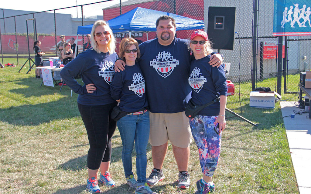 Run With our Heroes 5K