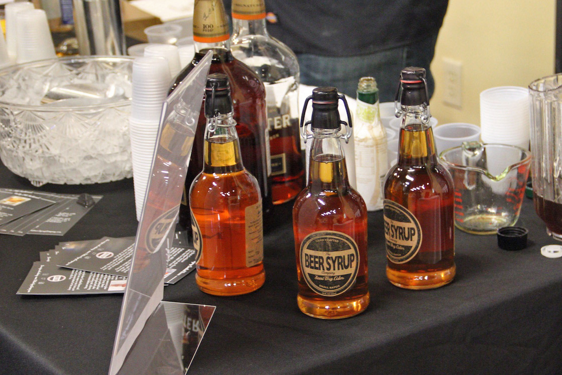 Beer Syrup