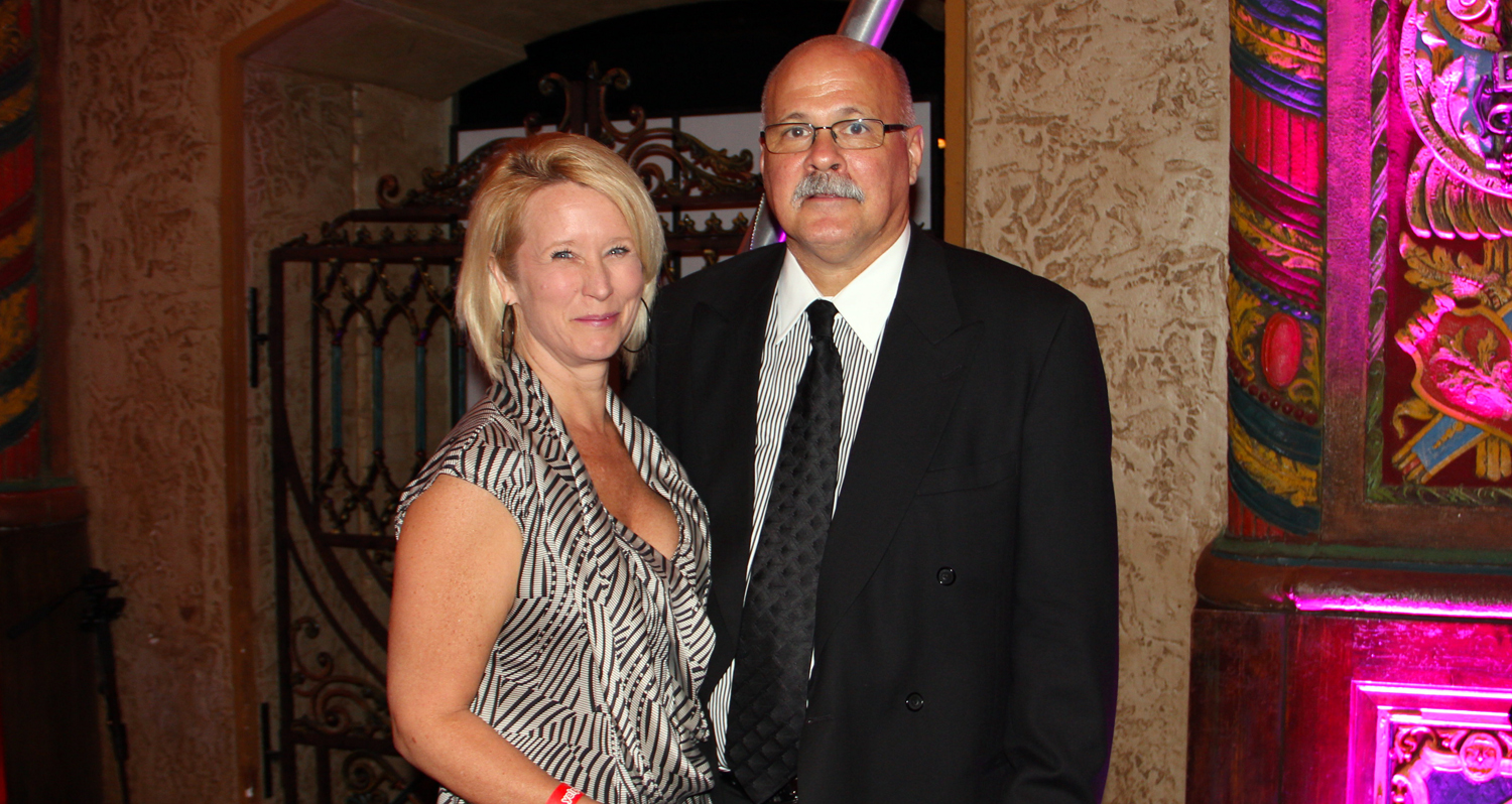 Dan and Michelle McCarragher - the Al Schneider Company