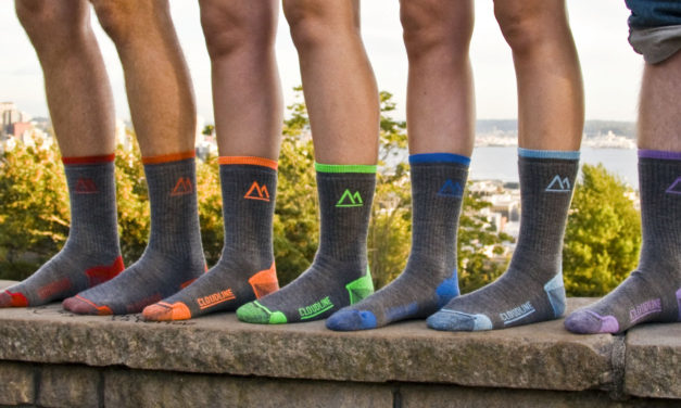 CloudLine Switchback Hiking Sock