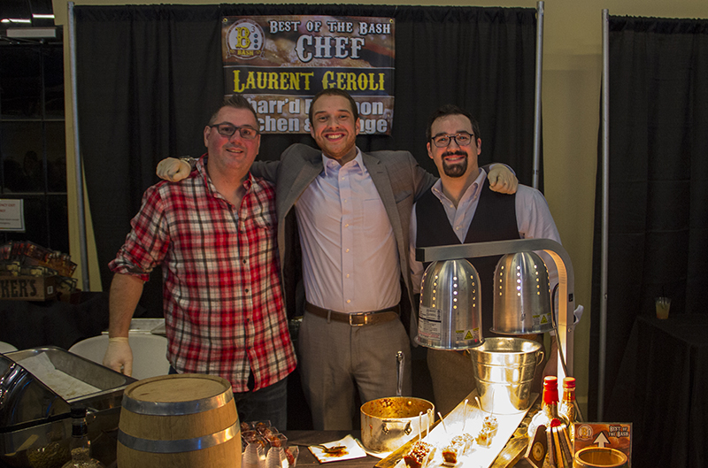 B3 Bash – Bacon, Bourbon & Beer