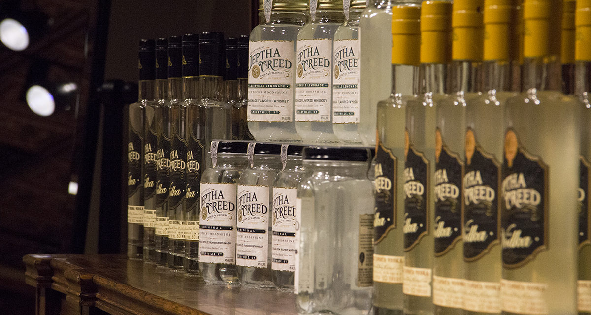 Jeptha Creed Grand Opening and Cocktail Class
