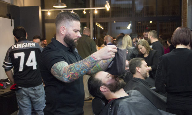Beards and Beers / Gentux Men's Grooming Event