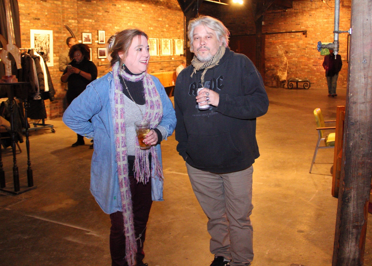 Tim Faulkner and Margaret Archambault have made the Faulkner Gallery a major destination in Louisville over the past 9 years