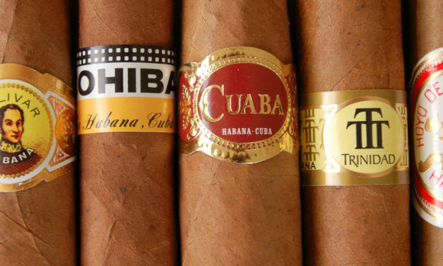 Cuban Cigars! Still the Best!