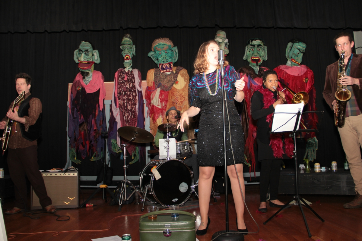 Entertainment by the Billy Goat Strut Review