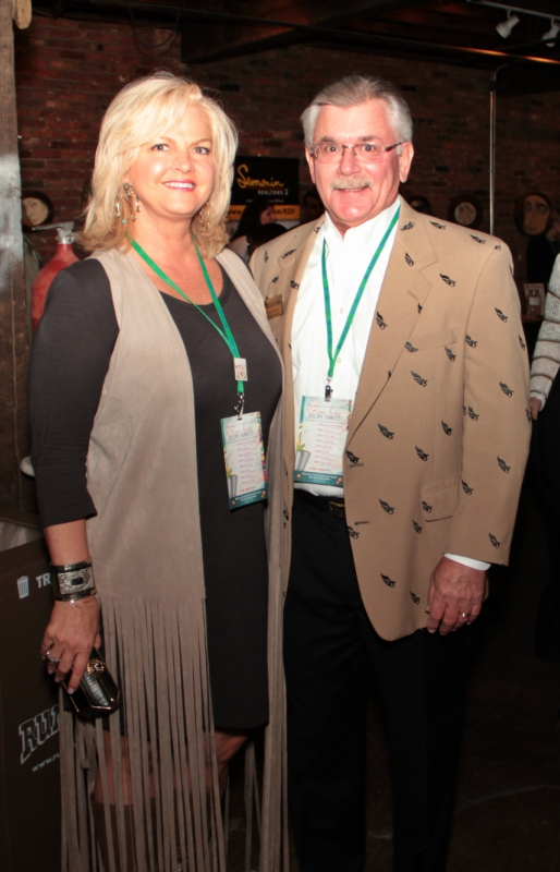 Steve & Lori Androit Executive Board Member of the Kentucky Derby Festival