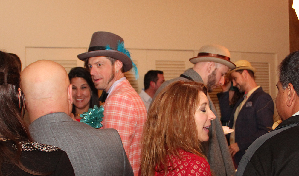 Gray Derby Party