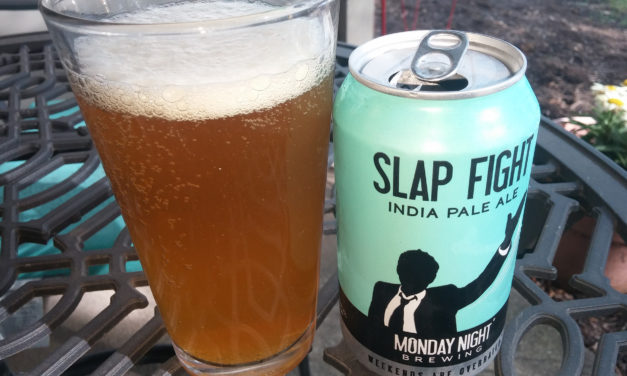 Monday Night Brewing Slap Fight IPA