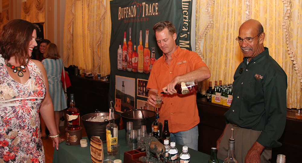 Bourbon Brotherhood and Whisky Chicks Mixer