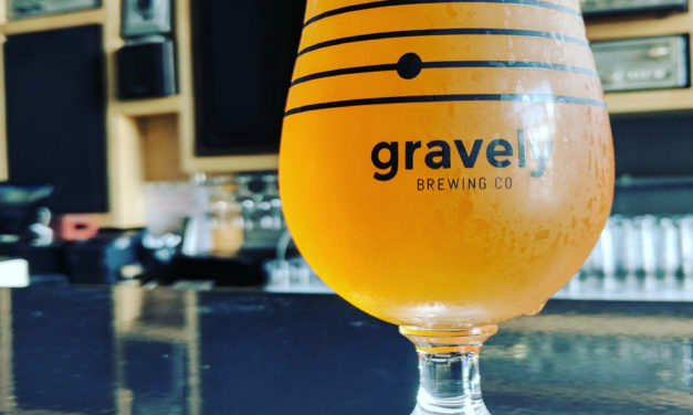 Gravely Brewing Power Chord IPA