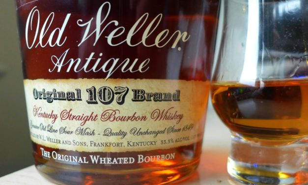 Old Weller Antique Single Barrel Select