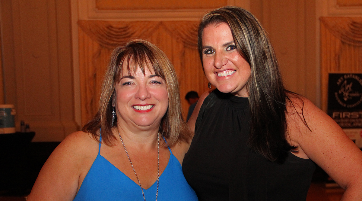 Whisky Chicks Founder Linda Ruffenach and Jacquelyn Scanlan