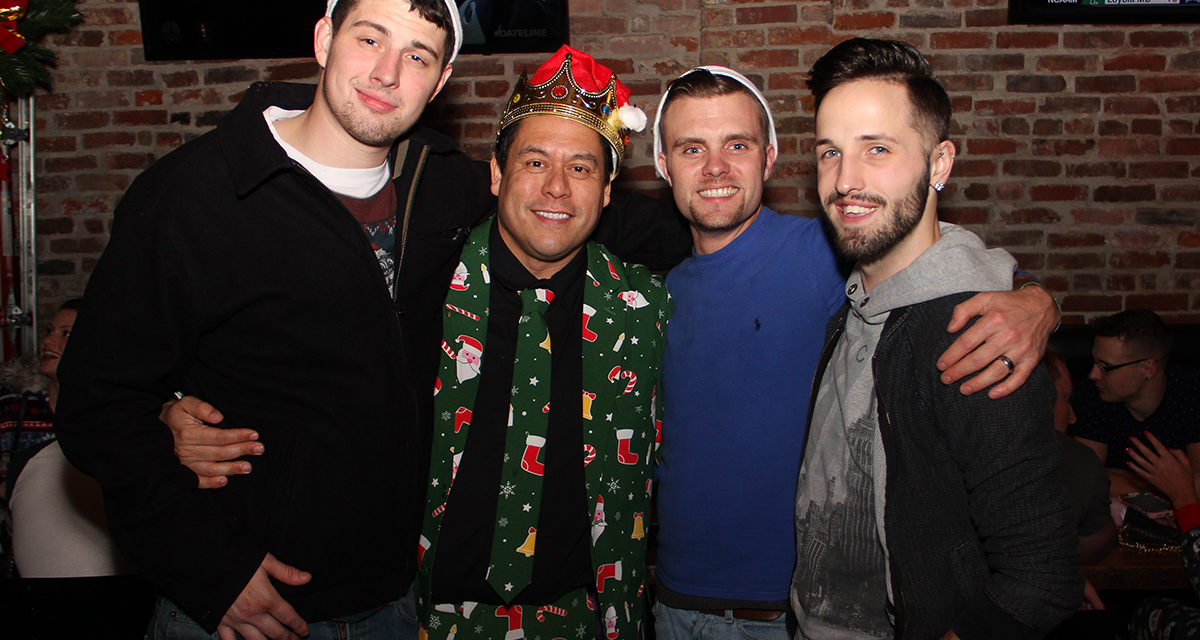 12 Bars of Christmas Bar Crawl