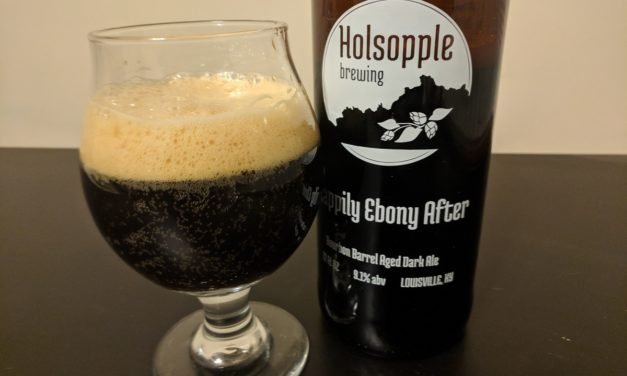 Holsopple Brewing Ebony Ever After