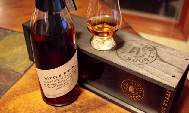 Little Book Whiskey