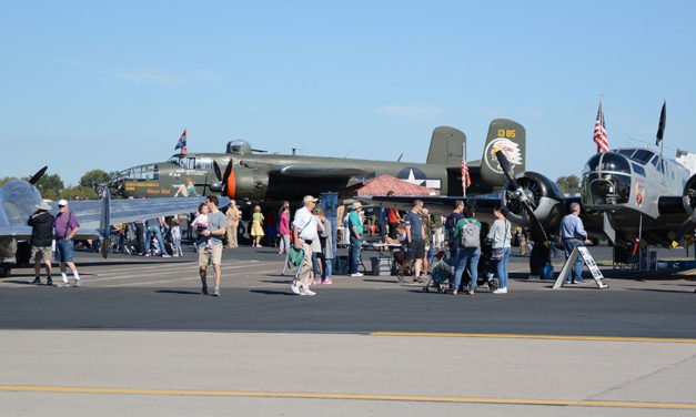 Bowman Field Air Show